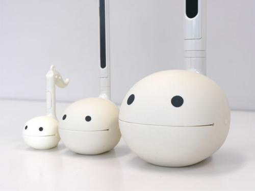 Nhạc cụ mặt cười của Nhật Bản