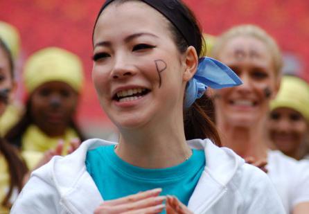 Người đẹp Nhật Bản đoạt ngôi Hoa hậu Thể thao