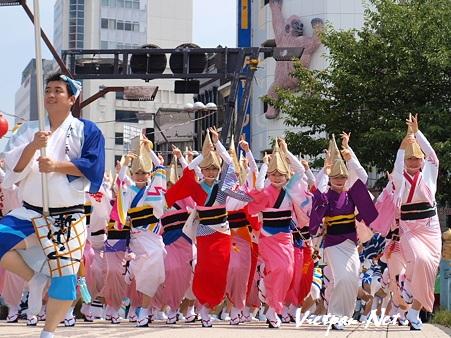 Lễ hội khiêu vũ Odori Awa