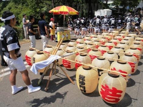 Lễ hội mùa hè Akita Kanto