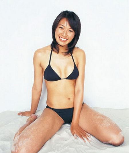 Ngắm mỹ nhân bóng chuyền Nhật Bản