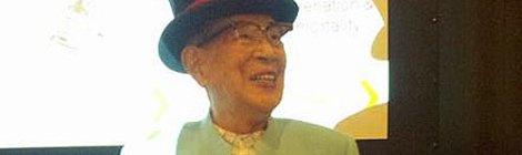 Cụ ông Saburo Shochi.