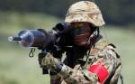 Chùm ảnh Nhật Bản tập trận bắn đạn thật