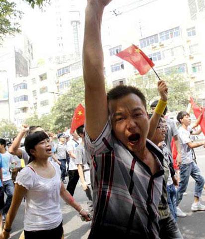 Tình hình mới nhất căng thẳng Trung - Nhật
