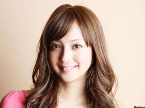 Vẻ đẹp trong sáng của Nozomi Sasaki