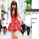 Tóc thiếu nữ Nhật từ dịu hiền đến sốc