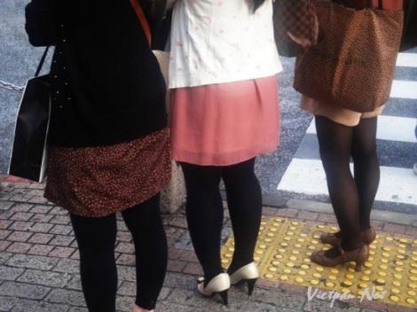 Phụ nữ Nhật Thích mặc bỉm thay vì đi toilet