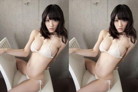 Người mẫu lùn Nhất Nhật Bản