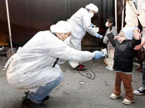 Xuất hiện ca nghi ung thư đầu tiên tại Fukushima