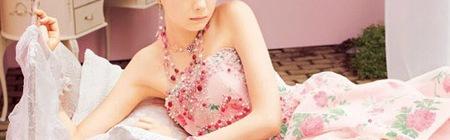 Váy màu sắc phong cách Nhật Bản
