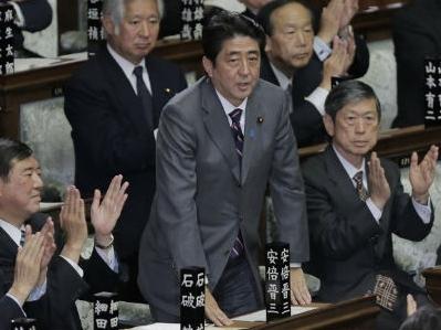 Ông Shinzon Abe nhậm chức thủ tướng