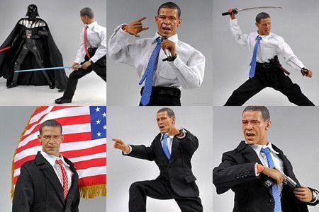 """""""Điệp viên"""" Obama"""