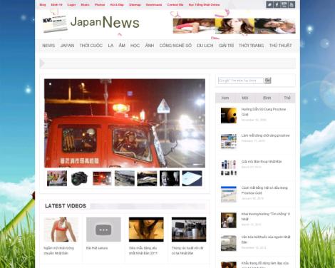 Goodnews – Magazine Theme by ThemeForest