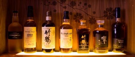 Suntory bắt đầu sản xuất Whisky Cho năm 2013