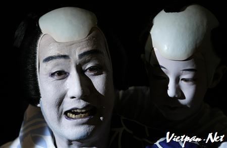 Nghệ sĩ Kabuki lừng danh qua đời