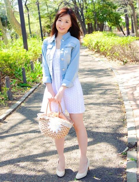 Người đẹp Mio Ayame