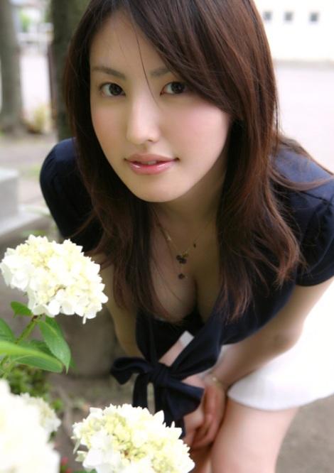 Người đẹp Takako Kitahara
