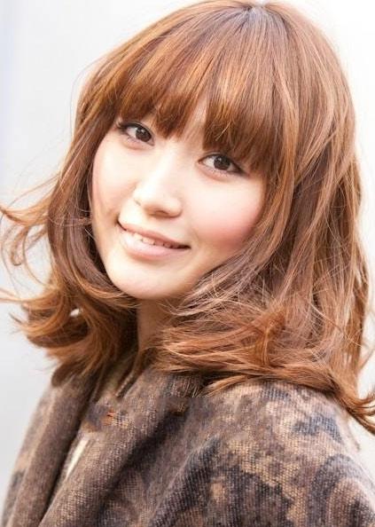 Những mẫu tóc trẻ trung trên đường phố Nhật Bản