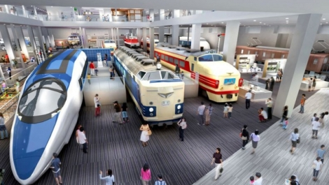 Bảo tàng TÀU lớn nhất Nhật Bản
