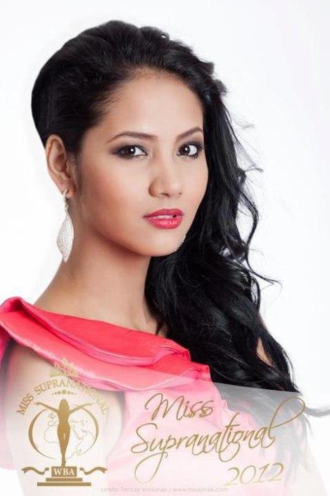 10 hoa hậu châu Á đẹp nhất thế giới 2012