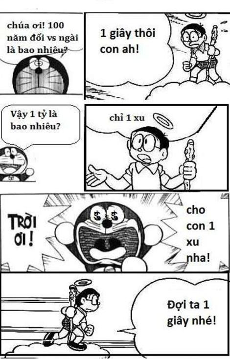 Cười vui với Đôrêmon Chế