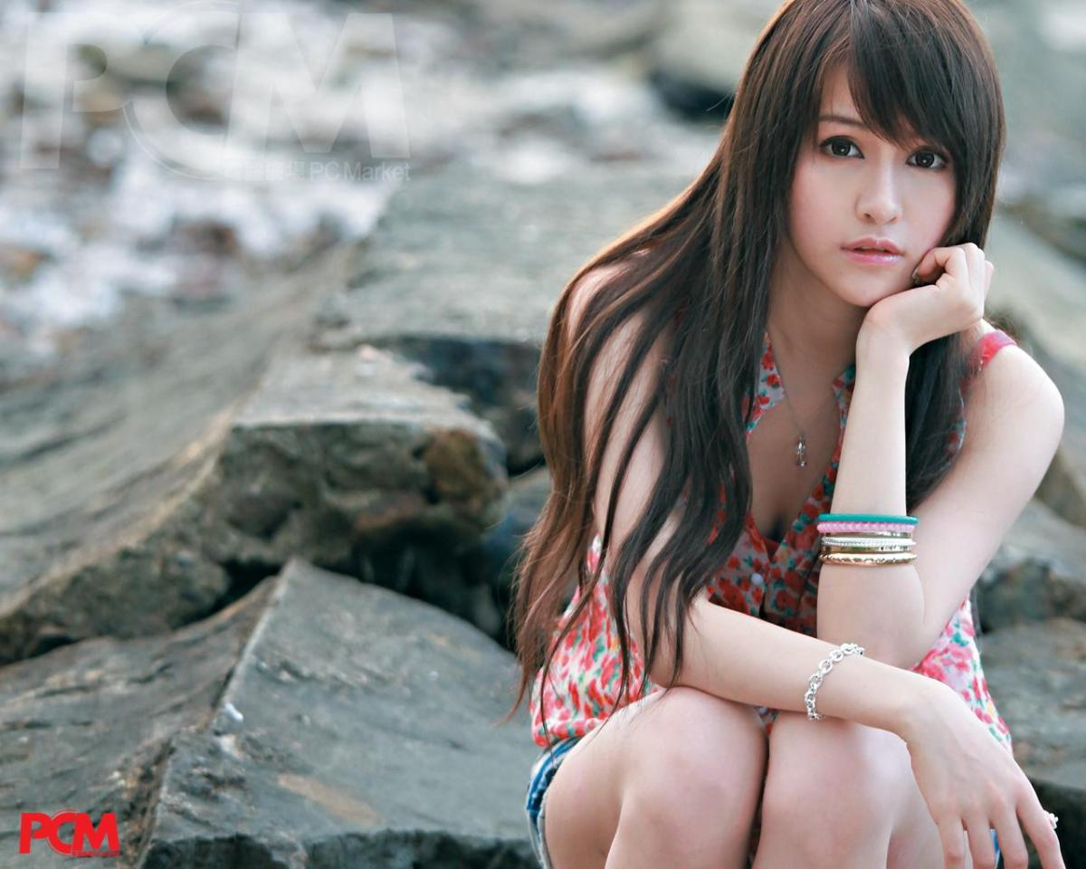 Người đẹp Mia Chan
