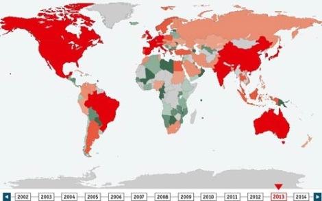 Nhật Bản vô địch thế giới về nợ công