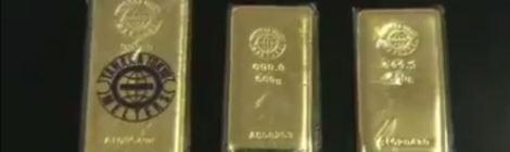 Nạn nhân sóng thần được tặng vàng thỏi