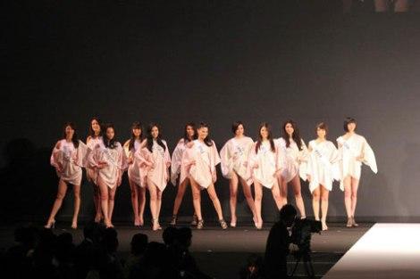 Nhan sắc Tân Hoa hậu Hoàn vũ Nhật Bản 2012