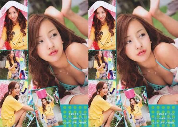 Người đẹp Tomomi Itano