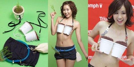 Những kiểu áo ngực chỉ có ở Nhật Bản