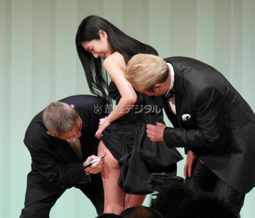 Sao Nhật cho đàn ông ký vào mông