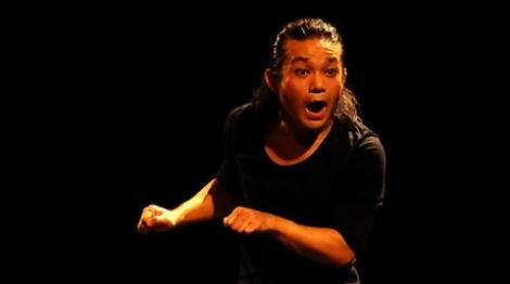 Nghệ sĩ kịch câm Iimuro Naoki biểu diễn tại Việt Nam