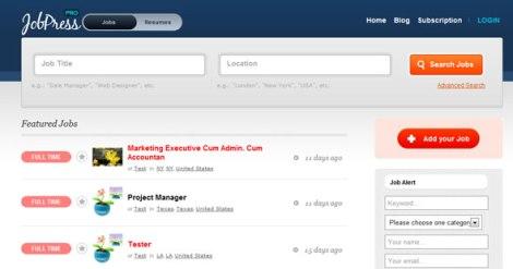 Jobpress v2.0 & Jobpress Pro v2.0 Theme Pack by DailyWp