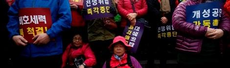 Nhật Bản sẵn sàng ký hiệp ước tình báo với Hàn Quốc
