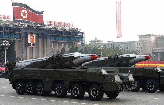 Nhật Bản ra lệnh bắn hạ tên lửa Triều Tiên