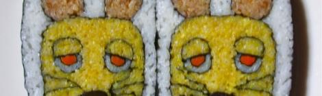 Nghệ thuật của Sushi